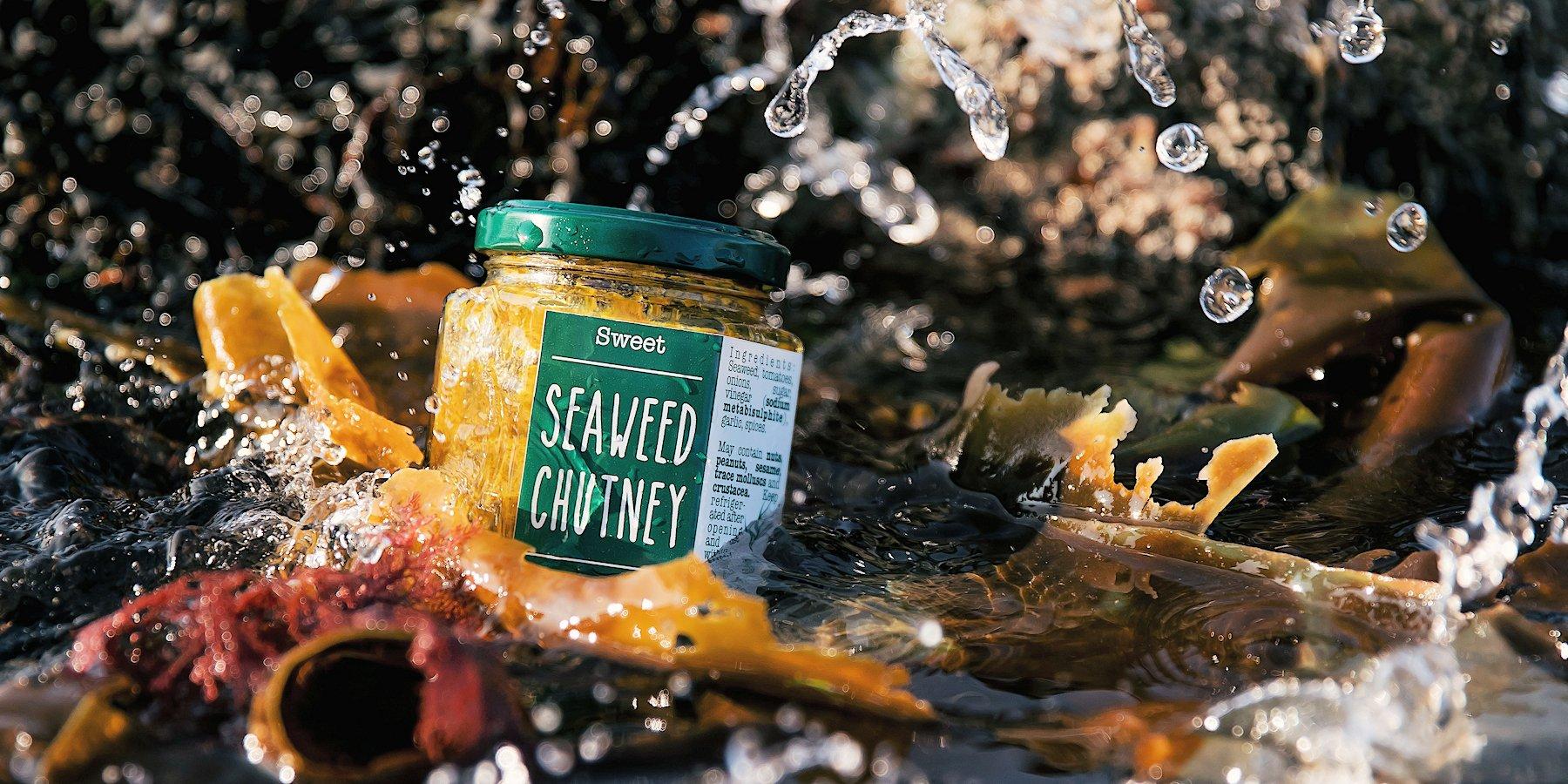 Isle of Mull Seaweed Chutney